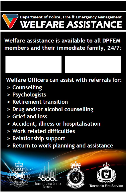 Abacus - Welfare Assistance card