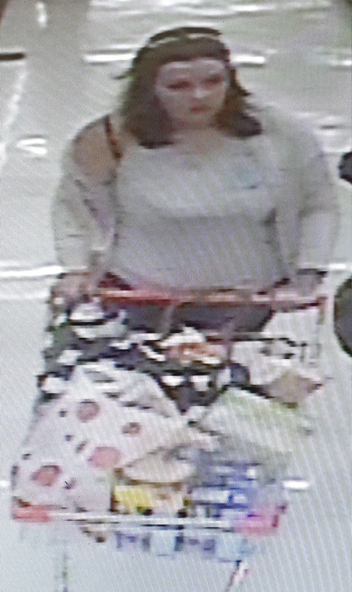 Picture of woman police would like to speak to in relation to stealing matter in Ulverstone