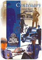 Cover Page Annual Report 1998-1999