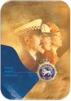 Cover Page Annual Report 1999-2000