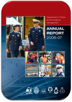 Cover Page Annual Report 2006-2007