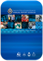 Cover Page Annual Report 2008-2009