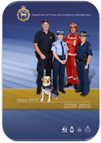 Cover Page Annual Report 2009-2010