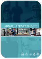 Cover Page Annual Report 2010-2011