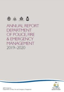 Front cover 2019-2020 Annual Report