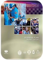 Cover Page Business Priorities 2006-2007