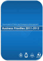 Cover Page Business Priorities 2011-2012