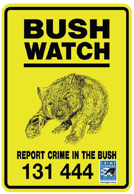 Bush Watch Poster Image