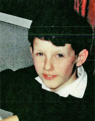 Missing Person - Craig Taylor
