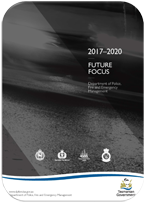 Cover Page of Future Focus 2017-2020