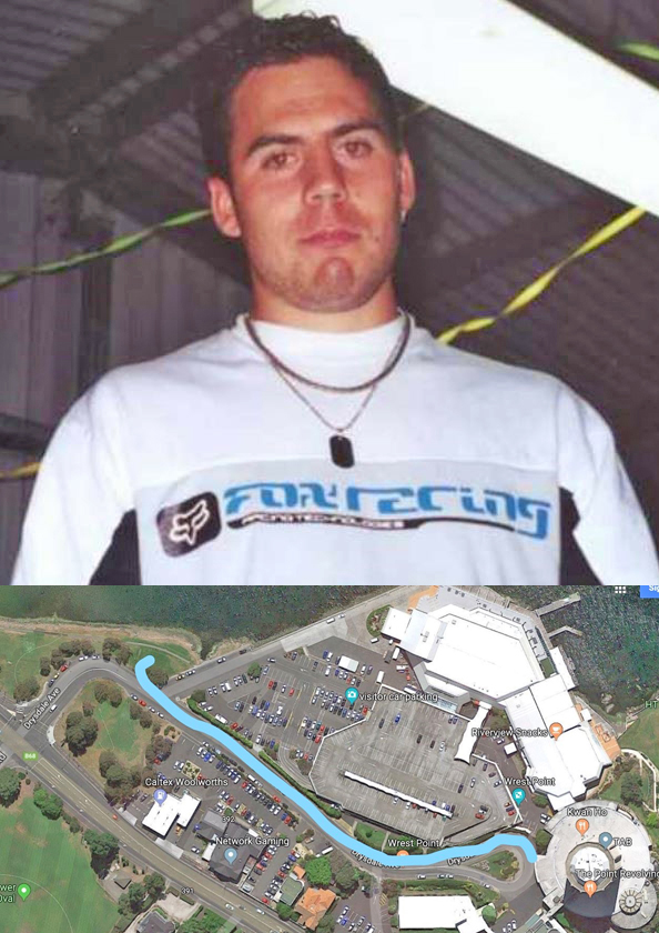 Jason Mazurek missing sinde 2002 - Missing Persons Week profile photo