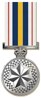 National Police Service Medal
