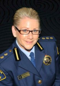 Inspector Philippa Burk