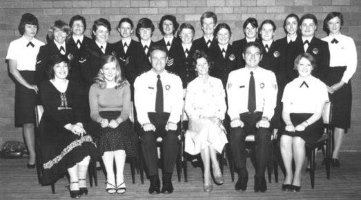 1979 policewomen's seminar