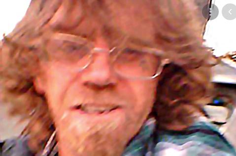 Missing Person Robert Mansell