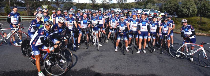 TPCT Bike Ride 2013