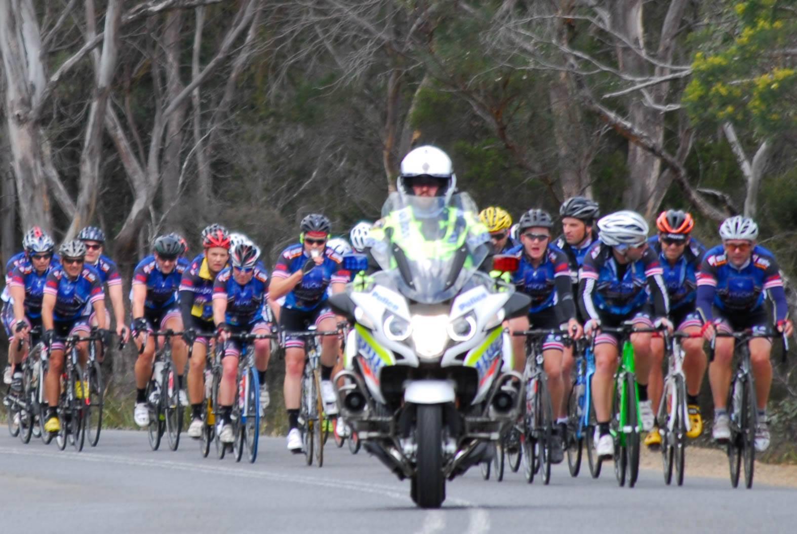 TPCT Bike Ride 2015