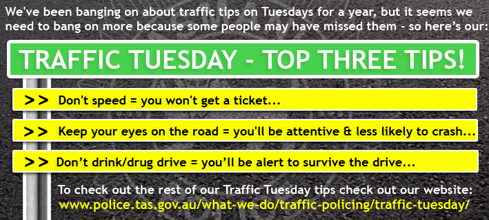 Traffic Tuesday Recap Top Three Tips