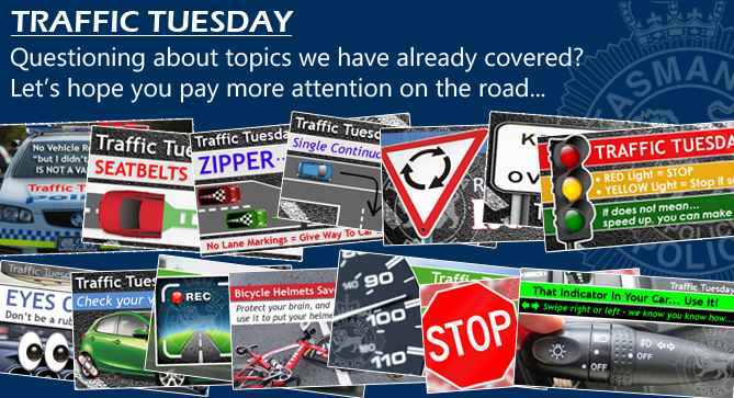 Traffic Tuesday Recap Graphic