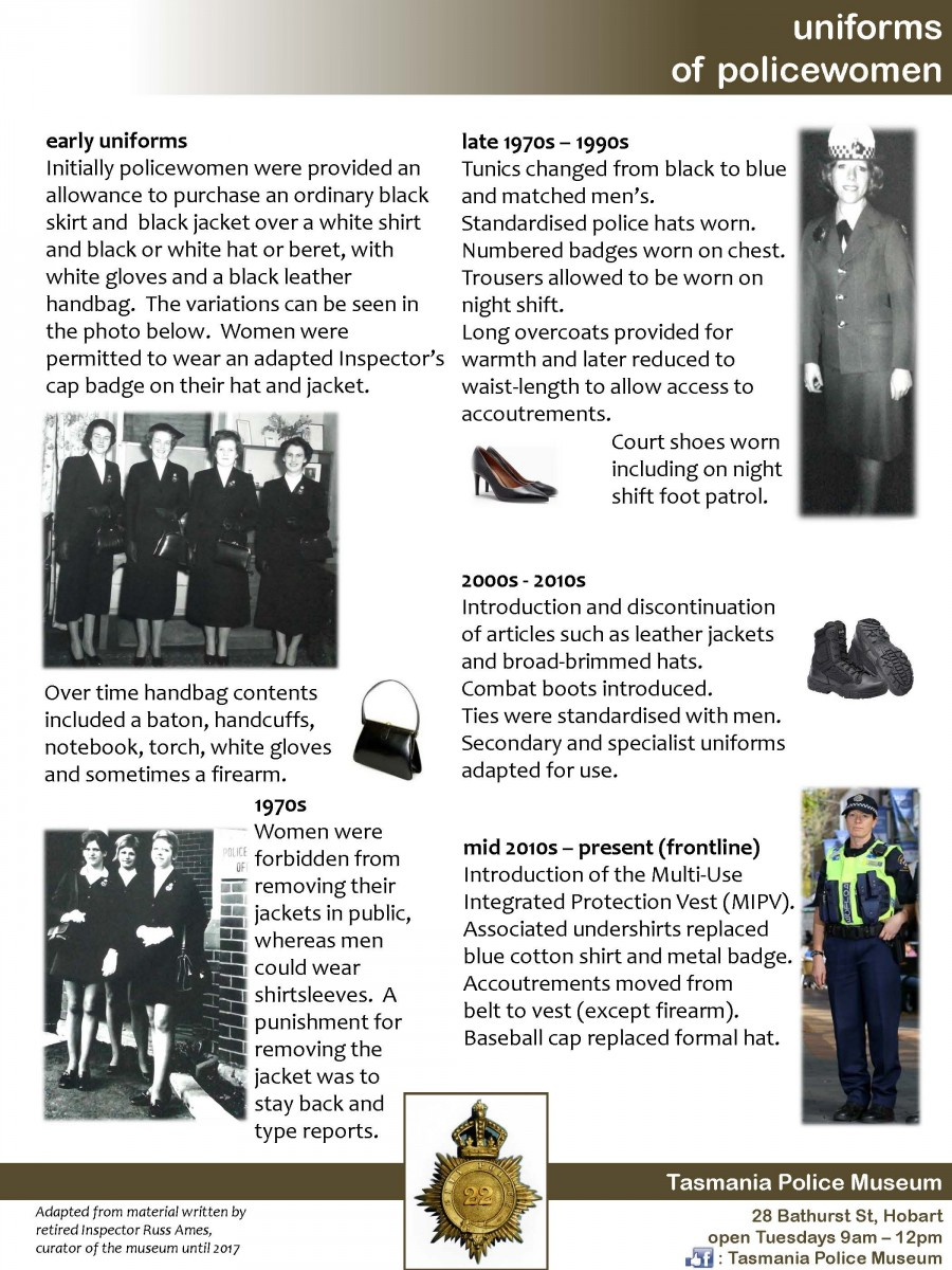 Women in Policing Timeline part-3