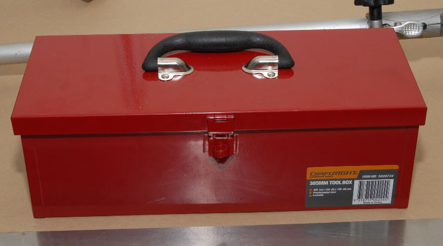 Toolbox found in Wynyard area - police seeking owner
