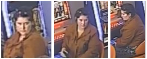 Woman identification required regarding incident at at Molly Malones pub Devonport on 24th October